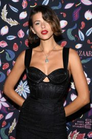 Georgia Fowler - Harper's Bazaar Exhibition at 2020 Paris Fashion Week