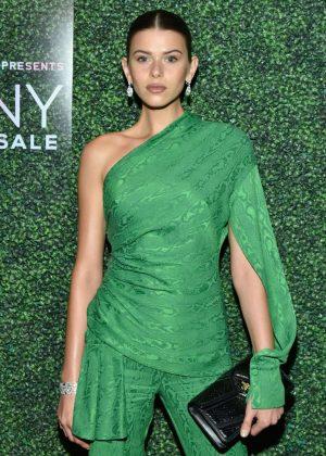 Georgia Fowler - QVC Presents FFANY 'Shoes On Sale Gala' in New York