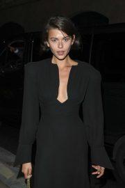 Georgia Fowler - Ralph Lauren x Vanity Fair Party SS 2020 at Paris Fashion Week