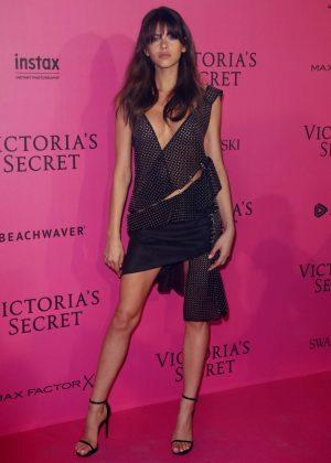 Georgia Fowler - Victoria's Secret Fashion Show 2016 After Party in Paris