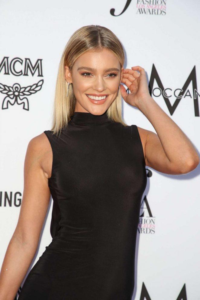 Georgia Gibbs – 2018 Fashion Los Angeles Awards in LA