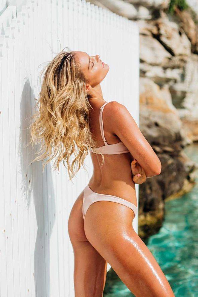 Georgia Gibbs 2017 : Georgia Gibbs: TJ Swim Bikini Photoshoot 2017 -07