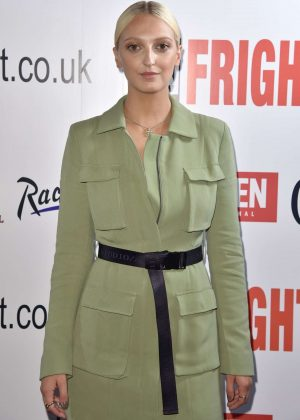 Georgia Hirst - 'Ravers' Premiere in London