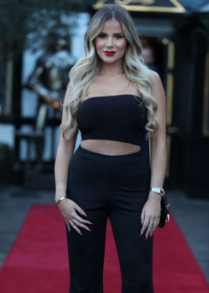 Georgia Kousoulou - 'The Only Way Is Essex' Premiere in Chigwell