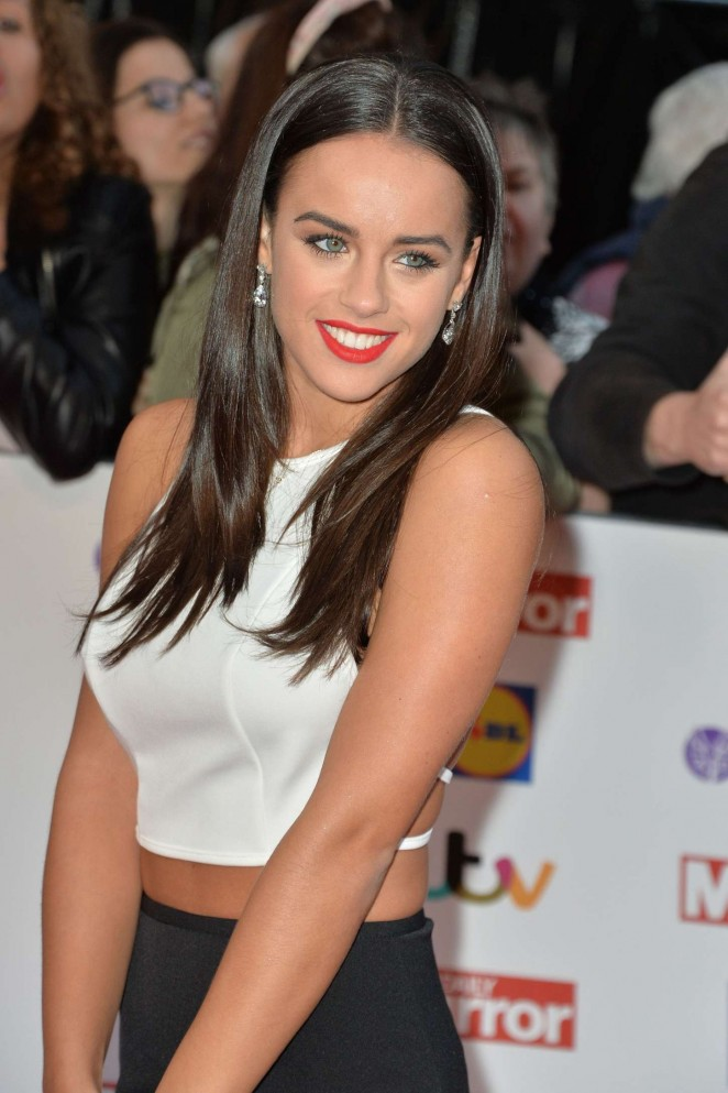 Georgia May Foote - 2015 Pride of Britain Awards in London