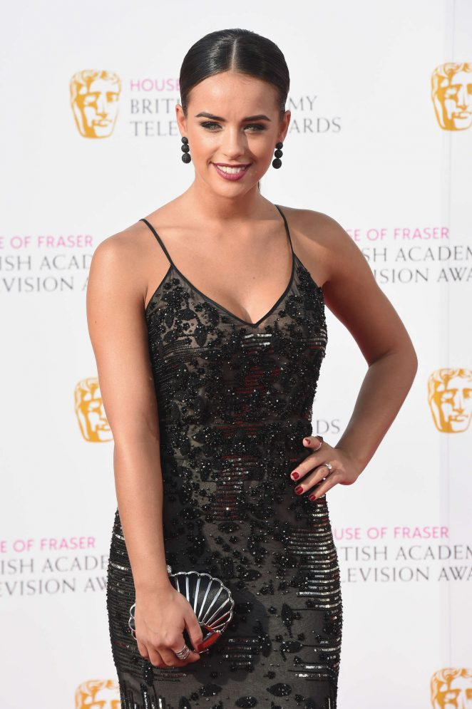 Georgia May Foote - BAFTA TV Awards 2016 in London