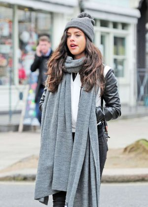 Georgia May Foote Out in Primrose Hill
