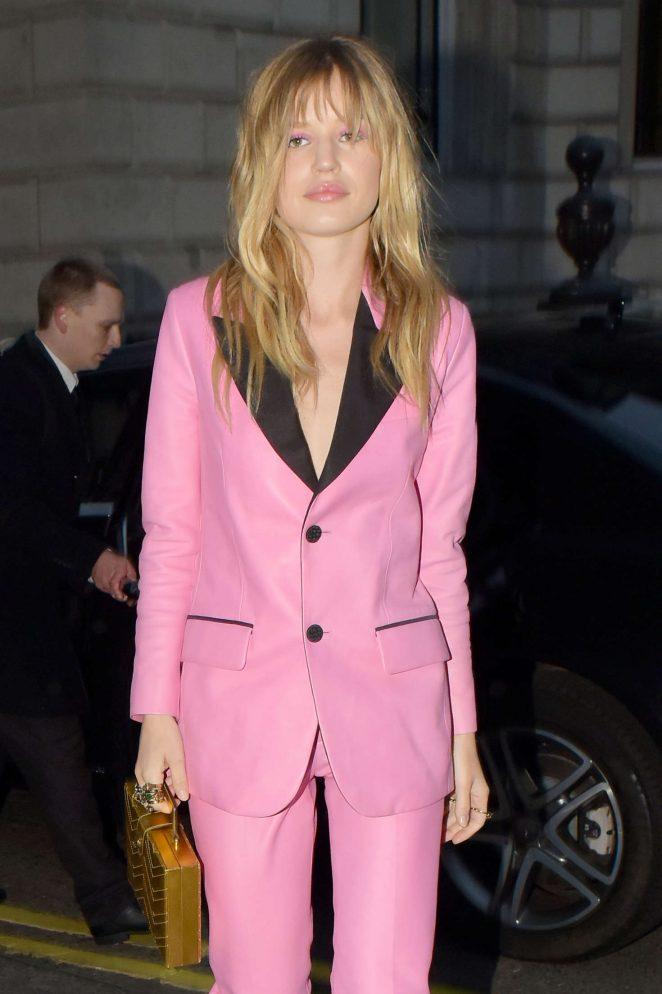 Georgia May Jagger at Gucci Party in London