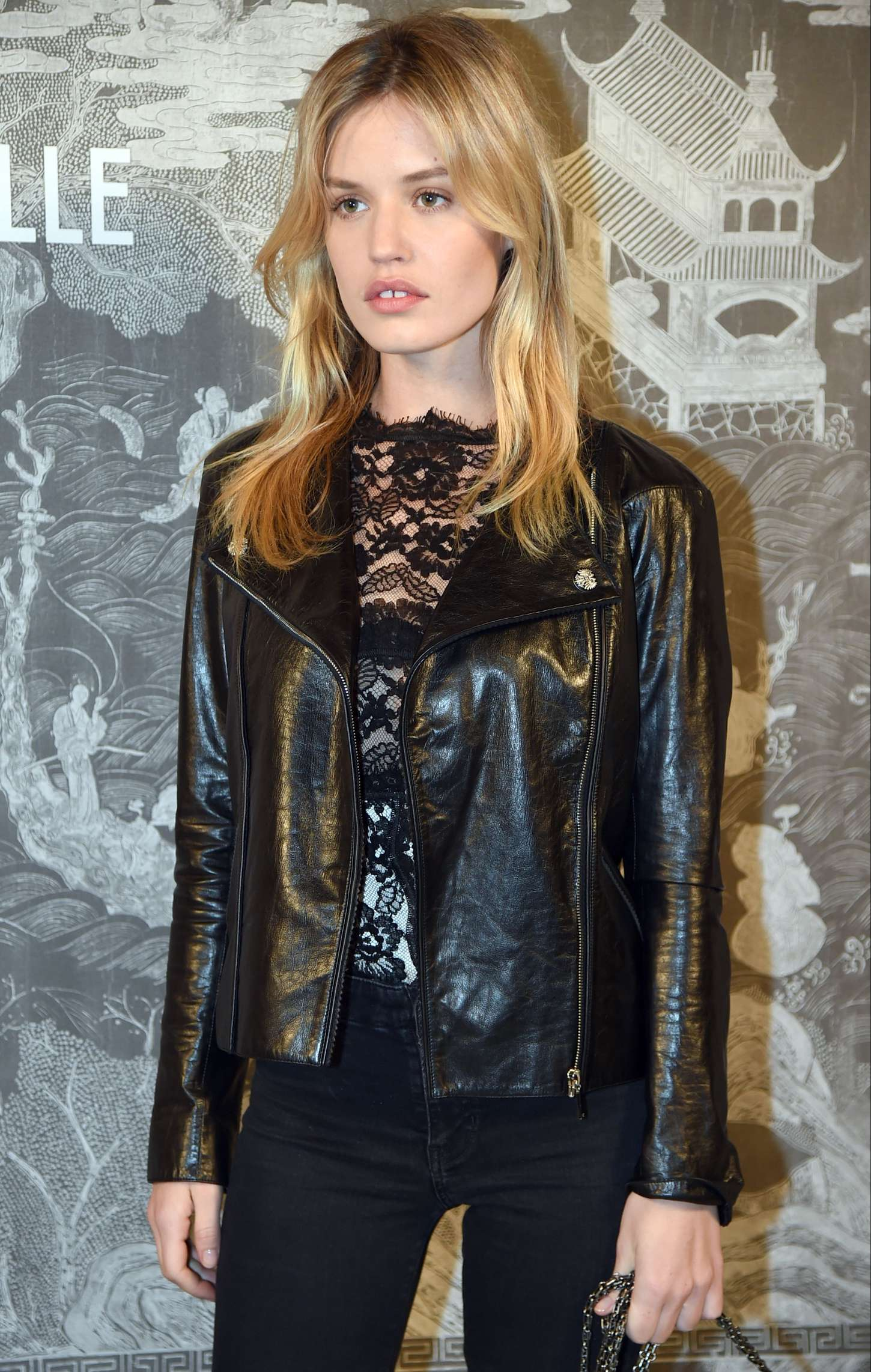 Georgia May Jagger - Chanel Exhibition Party in London