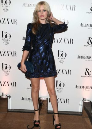 Georgia May Jagger - Harper's Bazaar Women of the Year Awards 2017 in London