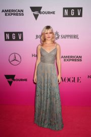 Georgia May Jagger - NGV Gala in Melbourne