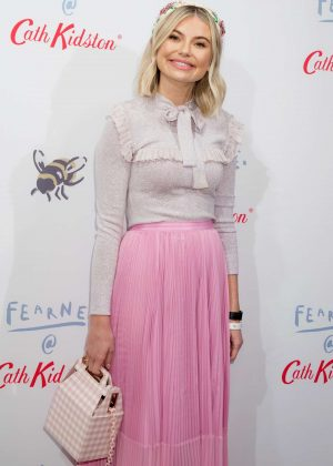 Georgia Toffolo - Fearne x Cath Kidston Launch Event in London