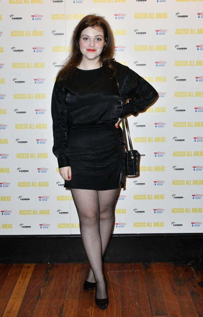 Georgie Henley: Access All Areas VIP Gala Screening -03