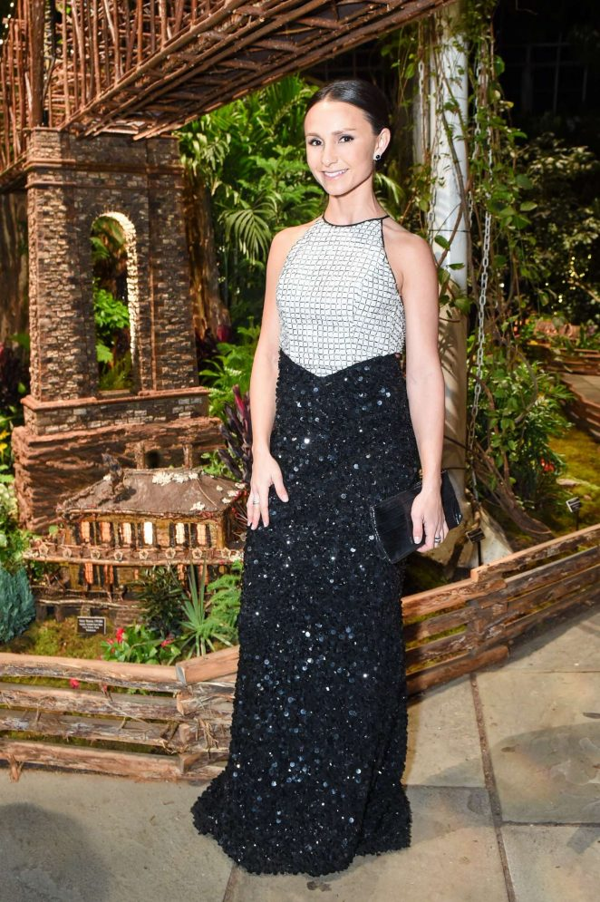 Georgina Bloomberg - Winter Wonderland Ball 2016 in New York