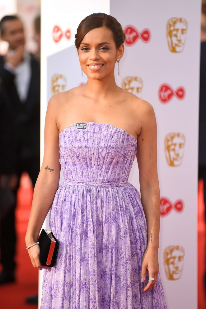 Georgina Campbell – 2018 British Academy Television Awards