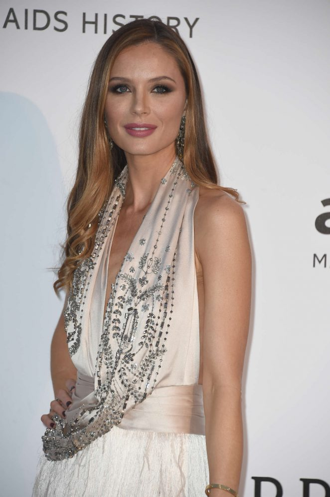Georgina Chapman – amfAR's 23rd Cinema Against AIDS Gala in Antibes