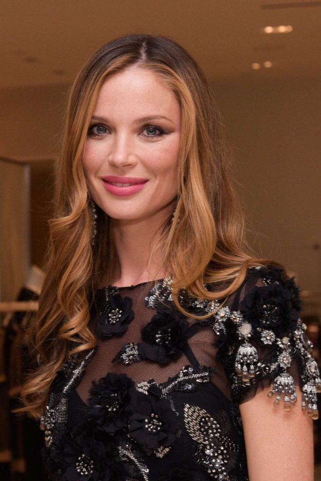 Georgina Chapman – Vanity Fair 2016 Best Dressed Reception in New York