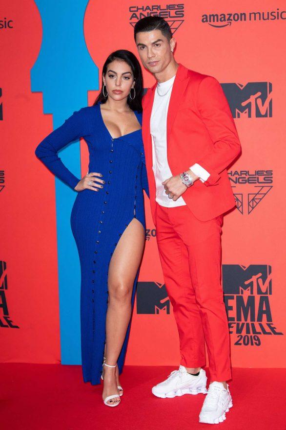 Georgina Rodriguez - MTV European Music Awards 2019 in Seville