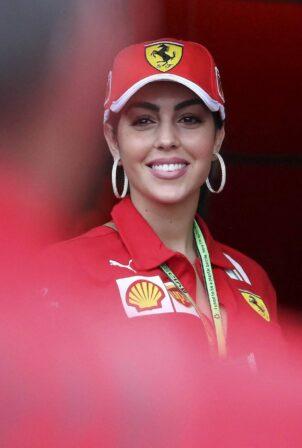 Georgina Rodriguez - Seen at the 2021 Monaco F1 Grand Prix