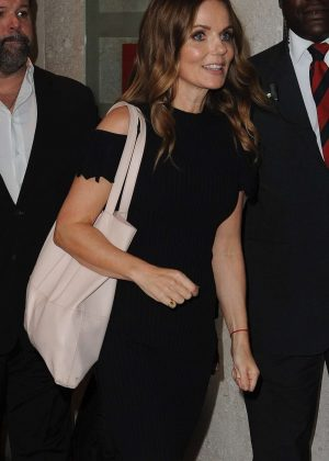 Geri Halliwell at BBC The One Show Studios in London