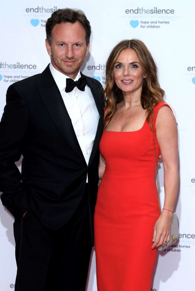 Geri Halliwell - End the Silence Charity Fundraiser in London