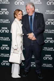 Geri Halliwell - Launch of HIS DARK MATERIALS BFI Southbank in London