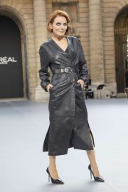 Geri Halliwell - 'Le Defile L'Oreal Paris' Show at Paris Fashion Week