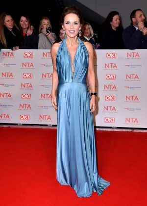 Geri Halliwell - National Television Awards 2018 in London