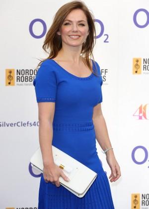 Geri Halliwell - Nordoff Robbins 02 Silver Clef Awards in London