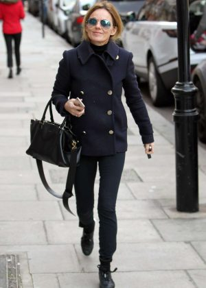 Geri Halliwell - Out in London