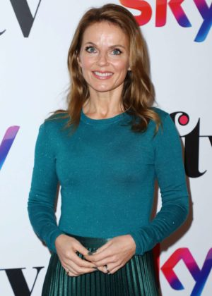 Geri Halliwell - Sky Women in Film and TV Awards 2017 in London