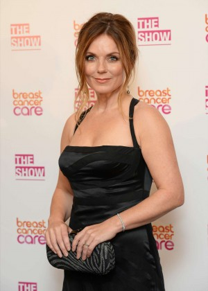 Geri Halliwell - The Breast Cancer Care Fashion Show in London