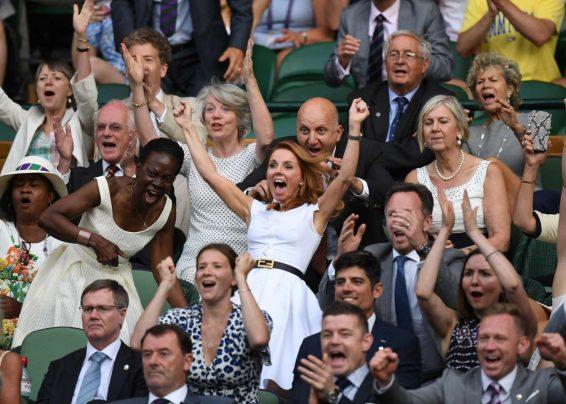 Geri Halliwell – Wimbledon Tennis Championships 2019-17