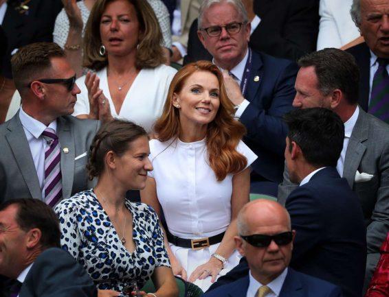Geri Halliwell – Wimbledon Tennis Championships 2019-20