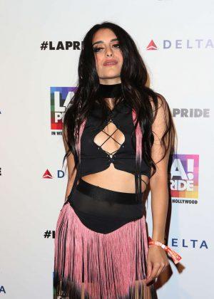 Gia - 2016 Pride Opening Night Festival Day 2 in LA