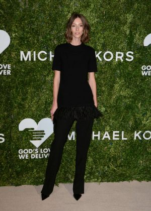 Gia Coppola - 2016 God's Love We Deliver Golden Heart Awards Dinner in NY