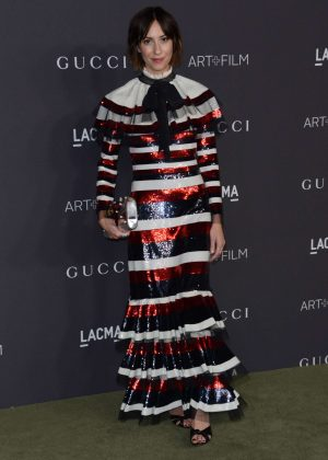 Gia Coppola - 2016 LACMA Art and Film Gala in Los Angeles