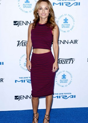 Giada De Laurentiis - Autism Speaks To Los Angeles Celebrity Chef Gala in Santa Monica