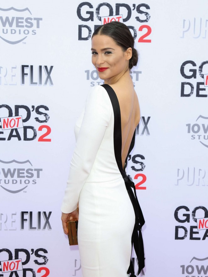 Gianna Simone - 'God's Not Dead 2' Premiere in Los Angeles