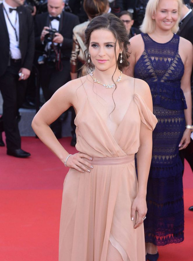 Gianna Simone - 'Ismael's Ghosts' Screening at 70th Annual Cannes Film Festival in France