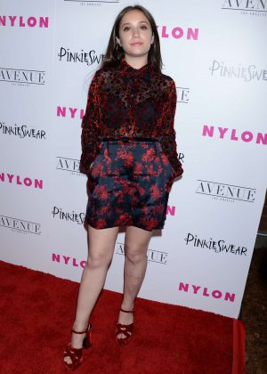 Gideon Adlon - 2018 NYLON Young Hollywood Party in Hollywood