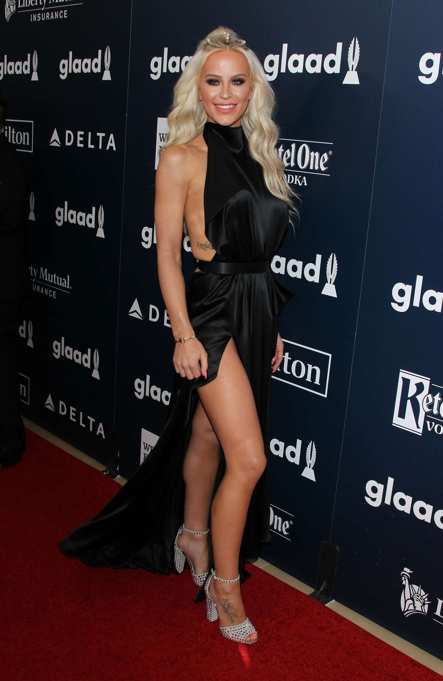 Gigi Gorgeous – 2017 GLAAD Media Awards in Los Angeles