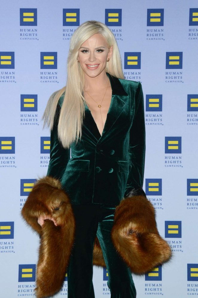 Gigi Gorgeous - 2017 Human Rights Campaign Greater New York Gala in NY