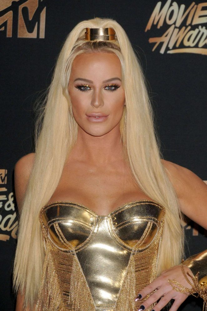 Gigi Gorgeous - 2017 MTV Movie And TV Awards in Los Angeles