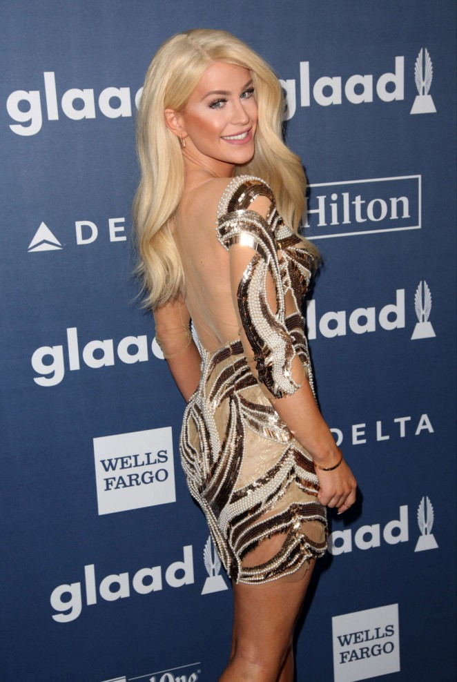 Gigi Gorgeous - GLAAD Media Awards 2016 in Beverly Hills