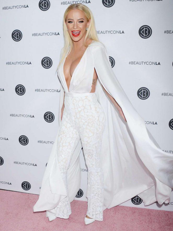 Gigi Gorgeous - Beautycon Festival Day 1 in Los Angeles