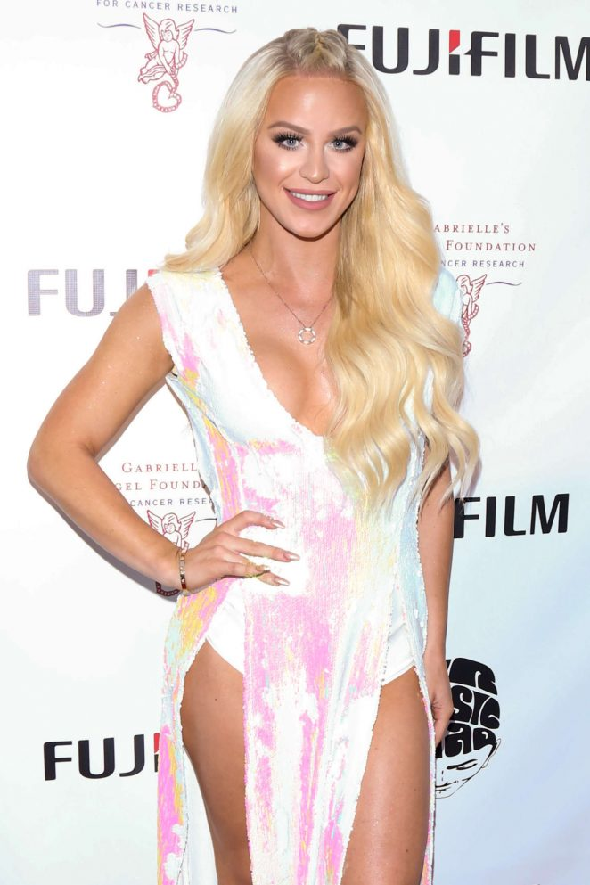 Gigi Gorgeous - 'Bowie Unseen' Exhibition in West Hollywood
