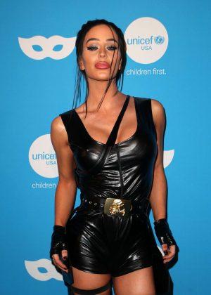 Gigi Gorgeous - UNICEF Masquerade Ball 2018 in Los Angeles