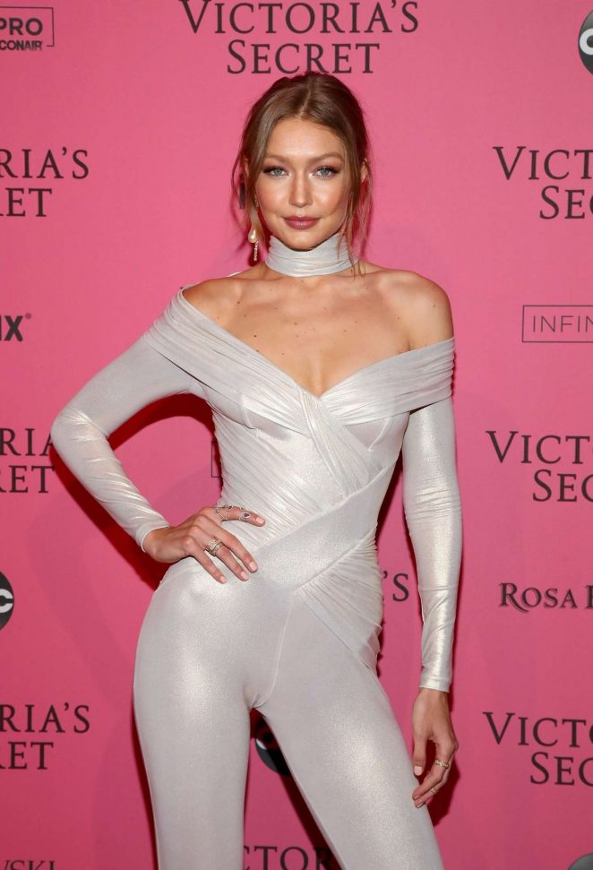 Gigi Hadid - 2018 Victoria's Secret Fashion Show After Party in NY