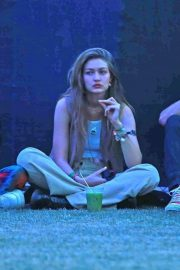Gigi Hadid - 2019 Coachella Music Festival in Indio